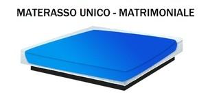 Materasso Acqua Gel - MATERASSI AD ACQUA